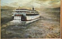 shi075618 - Delta Queen Steamer, Steam Boat, Steamboat, Ship, Ships, Postcard Post Cards