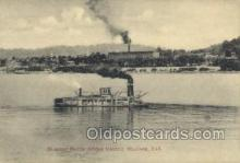 shi075631 - Hattie Brown Steamer, Steam Boat, Steamboat, Ship, Ships, Postcard Post Cards