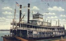 shi075633 - The Helen Blair Steamer, Steam Boat, Steamboat, Ship, Ships, Postcard Post Cards