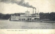 shi075637 - The Helen Blair Steamer, Steam Boat, Steamboat, Ship, Ships, Postcard Post Cards