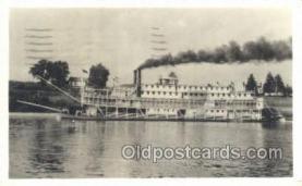 shi075641 - Gordon C Greene Steamer, Steam Boat, Steamboat, Ship, Ships, Postcard Post Cards