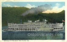 shi075645 - Steamboat Ohio River Steamer, Steam Boat, Steamboat, Ship, Ships, Postcard Post Cards