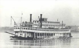 shi075647 - Gordon C Greene Steamer, Steam Boat, Steamboat, Ship, Ships, Postcard Post Cards