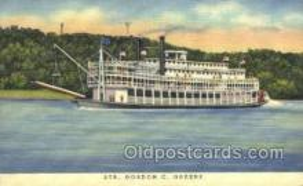 shi075650 - Gordon C Greene Steamer, Steam Boat, Steamboat, Ship, Ships, Postcard Post Cards