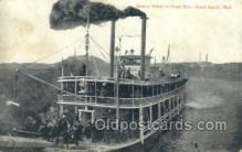 shi075658 - Grand Steamer, Steam Boat, Steamboat, Ship, Ships, Postcard Post Cards