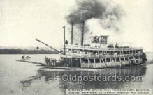 shi075660 - Eclipse Steamer, Steam Boat, Steamboat, Ship, Ships, Postcard Post Cards