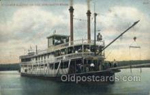 shi075663 - Eclipse Steamer, Steam Boat, Steamboat, Ship, Ships, Postcard Post Cards