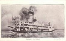 shi075668 - Dubuque Steamer, Steam Boat, Steamboat, Ship, Ships, Postcard Post Cards