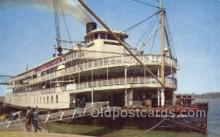 shi075673 - Delta Queen Steamer, Steam Boat, Steamboat, Ship, Ships, Postcard Post Cards