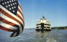 shi075688 - Delta Queen Steamer, Steam Boat, Steamboat, Ship, Ships, Postcard Post Cards