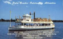 shi075689 - Paddlewheel Queen Steamer, Steam Boat, Steamboat, Ship, Ships, Postcard Post Cards