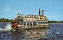shi075692 - The Shafer Queen Steamer, Steam Boat, Steamboat, Ship, Ships, Postcard Post Cards