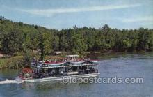 shi075693 - River Queen Steamer, Steam Boat, Steamboat, Ship, Ships, Postcard Post Cards