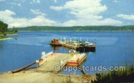 shi075694 - Lake Norfork Ferry Steamer, Steam Boat, Steamboat, Ship, Ships, Postcard Post Cards