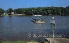 shi075695 - Whites Ferry Steamer, Steam Boat, Steamboat, Ship, Ships, Postcard Post Cards