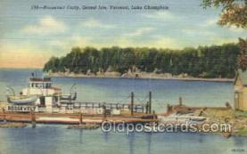 Roosevelt Ferry