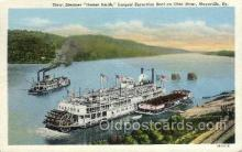 shi075716 - Homer Smith Steamer, Steam Boat, Steamboat, Ship, Ships, Postcard Post Cards