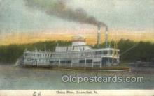 shi075724 - The Helen Blair Steamer, Steam Boat, Steamboat, Ship, Ships, Postcard Post Cards