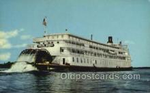 shi075728 - Delta Queen Ferry Boat, Ferries, Ship, Ships, Postcard Post Cards