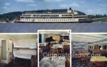 shi075731 - Delta Queen Ferry Boat, Ferries, Ship, Ships, Postcard Post Cards
