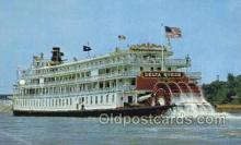 shi075732 - Delta Queen Ferry Boat, Ferries, Ship, Ships, Postcard Post Cards