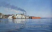 shi075743 - The Lone Star Ferry Boat, Ferries, Ship, Ships, Postcard Post Cards