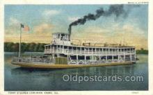 shi075744 - Cary Bird Ferry Boat, Ferries, Ship, Ships, Postcard Post Cards