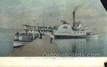 shi075750 - Frontenac, Seneca Falls, New York, USA Ferry Boat, Ferries, Ship, Ships, Postcard Post Cards