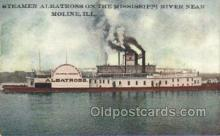 shi075759 - Steamer Albatross Ferry Boat, Ferries, Ship, Ships, Postcard Post Cards