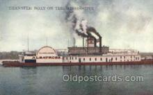 shi075760 - Steamer Albatross Ferry Boat, Ferries, Ship, Ships, Postcard Post Cards