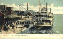 shi075771 - Quincy III Ferry Boat, Ferries, Ship, Ships, Postcard Post Cards
