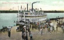 shi075773 - Excursion Steamer Ferry Boat, Ferries, Ship, Ships, Postcard Post Cards