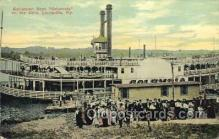 shi075788 - Columbia  Ferry Boat, Ferries, Ship, Ships, Postcard Post Cards