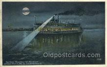shi075800 - Davenport, Iowa, USA Ferry Boat, Ferries, Ship, Ships, Postcard Post Cards