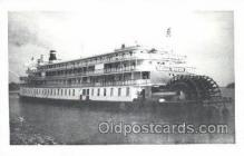 shi075832 - Delta Queen Ferry Boats, Ferries, Steamer, Steam Boat, Steamboat, Ship, Ships, Postcard Post Cards