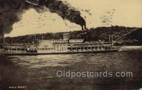 Mail Boat Cincinnati