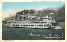 shi075837 - Capitol Ferry Boats, Ferries, Steamer, Steam Boat, Steamboat, Ship, Ships, Postcard Post Cards