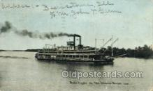 shi075851 - Bald Eagle Ferry Boats, Ferries, Steamer, Steam Boat, Steamboat, Ship, Ships, Postcard Post Cards