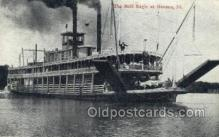 shi075852 - Bald Eagle Ferry Boats, Ferries, Steamer, Steam Boat, Steamboat, Ship, Ships, Postcard Post Cards