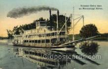 shi075853 - Betsy Ann Ferry Boats, Ferries, Steamer, Steam Boat, Steamboat, Ship, Ships, Postcard Post Cards