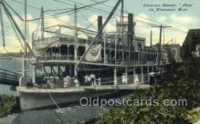 shi075862 - Steamer Alton Ferry Boats, Ferries, Steamer, Steam Boat, Steamboat, Ship, Ships, Postcard Post Cards