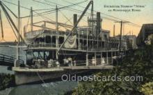 shi075863 - Steamer Alton Ferry Boats, Ferries, Steamer, Steam Boat, Steamboat, Ship, Ships, Postcard Post Cards