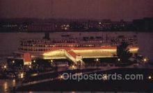 shi075884 - The President Riverboat Casino Ferry Boats, Ferries, Steamer, Steam Boat, Steamboat, Ship, Ships, Postcard Post Cards