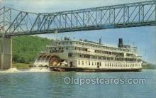 shi075886 - Delta Queen Ferry Boats, Ferries, Steamer, Steam Boat, Steamboat, Ship, Ships, Postcard Post Cards