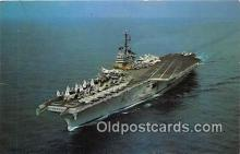 shi080006 - USS Independence Let Freedom Ring, US Navy Ship Postcard Post Card