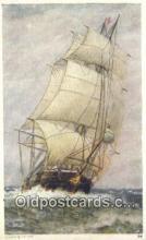 shi100003 - Sail Boat Postcard Post Card