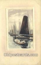 shi100065 - Sail Boat Postcard Post Card