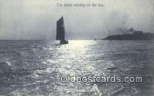 shi100111 - Sail Boat Postcard Post Card