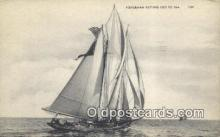 shi100139 - Sail Boat Postcard Post Card