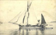 shi100162 - Sail Boat Postcard Post Card